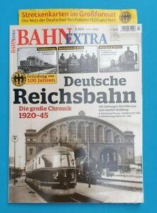 Bahn Extra 2.2020 März/April NEU + ungelesen 1A absolut TOP