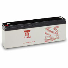 Yuasa NP2.3-12 12V 2.3Ah Sealed Lead Acid Rechargeable VRLA Industrial Battery