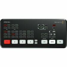 Blackmagic Design SWATEMMINI Atem Mini HDMI Live Stream Switcher