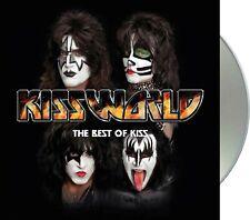 "Kiss ""kissworld - the best of kiss"" CD NEU Album 2019"