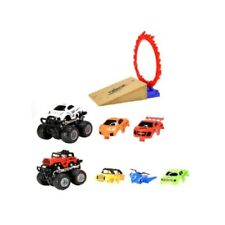 Stunt Monster Truck Playset Tune Kit Car Model vehilce KIT acrobazie