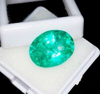 Natural Emerald Loose Gemstone 9 to 11 cts Certified Best Offer