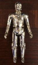 Star Wars Kenner Vintage C-3PO SEE THREEPIO Complete GOLD 1977 HK