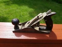 Vintage Craftsman Hand Plane Planer Used Woodworking Tool used Made in USA 10 in