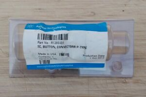 New VARIAN / AGILENT R1266301 TC, BUTTON, CONVECTORR P-TYPE ~ SHIPS FREE