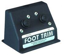 T&H Marine HOT TRIM™ Foot Trim Switch