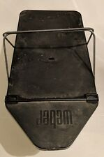 Vintage Rare WEBER BBQ Charcoal Bucket/Bin! Barbecue!