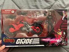 GI Joe Classified Cobra Island Baroness with COIL
