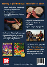 BONGO GROOVES FOR BEGINNERS LEARN TO PLAY TUITIONAL DVD BY ALAN DWORSKY