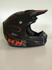 Casque SHOT - MOTOCROSS ENDURO QUAD - HM NOIR
