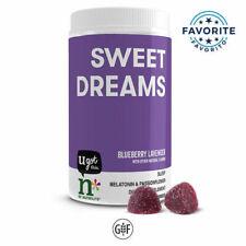 Nutrilite Sweet Dreams – Sleep Gummies 30 servings Dietary Supplement Exp 10-21