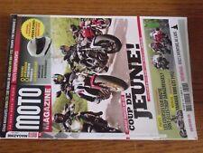 $$$ Revue Moto magazine N°308 Roadsters mid-sizeCourses sur routeYamaha 1000
