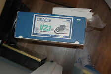 MIT ORACLE V2.1 IC-RCA 2m cable pair,  adjustable impedance system w/bo