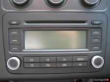 VW Aluringe Alu Radio RCD 200/300/500/R100 R-LINE GTI GTD R32 R36