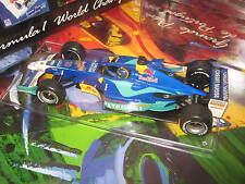 1:18 Sauber Petronas C22 H:H.Frentzen 2003 MINICHAMPS in showcase TOP