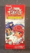 Magic Knight Rayearth Mokona Keychain with Stickers New Furuta Anime