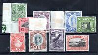 Tonga 1942 Definitive set MNH/LHM SG278-298 WS18857