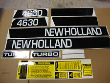 4630 Ford New Holland Tractor Decal Kit