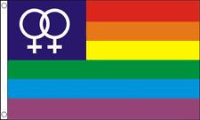 Rainbow Venus Flag 5 x 3 Ft Flag