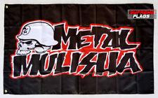Metal Mulisha Flag Banner 3x5 Clothing Brand Lifestyle Apparel