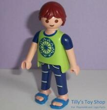 Playmobil  Modern House/City life - Male Figure - Man,Brown Hair & Shoes  - NEW