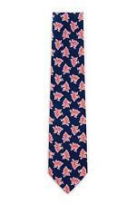 Borrelli Napoli hand made silk neck tie New w tags B50
