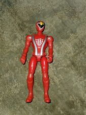 "Power Rangers RPM Red Ranger Eagle Cycle 5"" Figure Bandai 31051 2008"