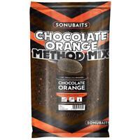 Sonubaits NEW Chocolate Orange Coarse Fishing Groundbait 2kg S0770023