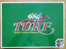 Turf - Klee-Edition - Pferderennen, Wetten - noch fabrikseitig eingesiegelt