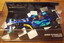 1/43 SAUBER 2004 Petronas C23 Giancarlo Fisichella