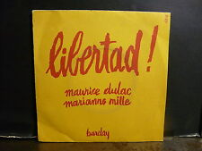 MAURICE DULAC / MARIANNE MILLE Libertad ! 61357