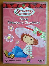 STRAWBERRY SHORTCAKE ~ MEET STRAWBERRY SHORTCAKE ~ AS NEW DVD