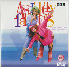 ABSOLUTELY FABULOUS  SMALL OPENING PROMO DVD BBC