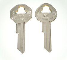 Pontiac GRAND PRIX Key Blanks 1963 1964 1965 1966  OEM GM Logo Keys
