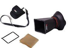 "2.8X 4:3 3.2"" LCD Viewfinder Magnifier Extender for Nikon D800 D4 D4S SLR Camera"