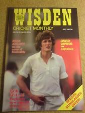 WISDEN - BOB WILLIS - July 1982 Vol 4 #2