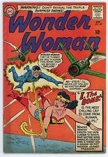 JERRY WEIST ESTATE: WONDER WOMAN #157 (DC 1965) VG+ condition NO RES