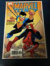 Marvel Team-Up #14 1st Invincible Spider-Man Crossover Kirkman