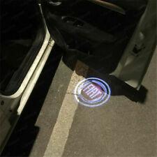 2 Luci Cortesia Portiera Stemma Logo FIAT 500L 500X Punto EVO Bravo