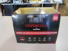 New EASTMAN NEVERCOLD Universal 3/4-in Brass Water Heater Recirculating Pump