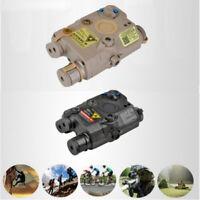 FMA PEQ-15 Upgrade LED FLASHLIGHT + Red Laser with IR Lens Electricity Box