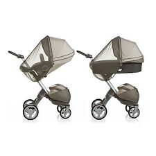 Neuf stokke seat & carry cot moustiquaire fit crusi/xplory/Trailz ES054A
