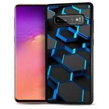 ( For Samsung S8 ) Back Case Cover AJ12519 Abstract Cell