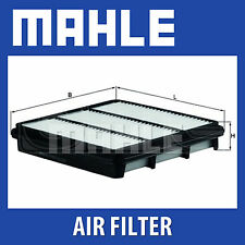 MAHLE Air Filter - LX2907 (LX 2907) - Genuine Part - Fits CHEVROLET, DAEWOO