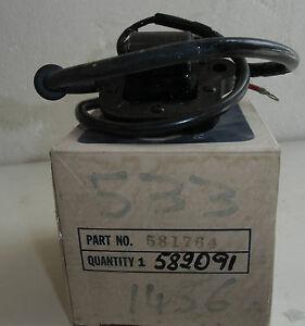 Ignition Coil OMC 582091 (581764, 502888)  Johnson Evinrude