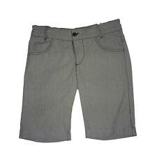 Pantalones  cortos , shorts  niña de Losan , gris  , talla 10