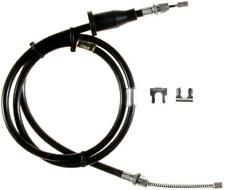 Parking Brake Cable Rear-Left/Right BRAKEWARE C2615