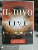 DVD MUSICALE LIVE AT THE GREEK THEATRE IL DIVO NUOVO CELOPHANATO