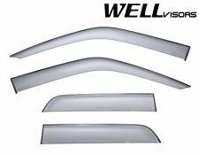 For 90-95 Toyota 4Runner WellVisors Side Window Visors Deflectors Premium Series
