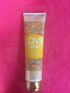 Swedish Beauty LOVE BOHO FREE SPIRIT Tan Extender Moisturizer 100% Authentic
